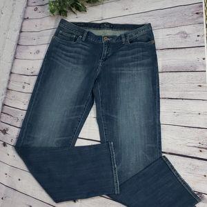 Lucky Brand Jeans Sienna Tomboy Straight Size 8